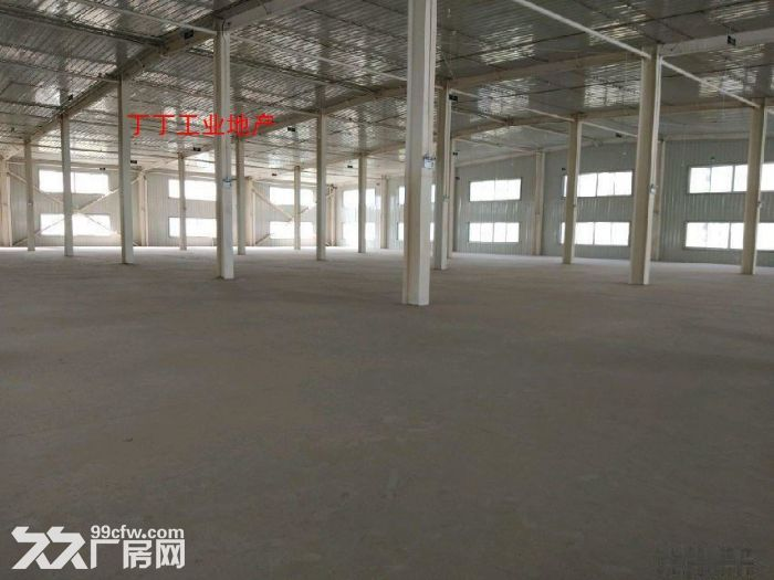 灞桥区现代纺织产业园手续齐全标准厂房10000平可分割-图(5)