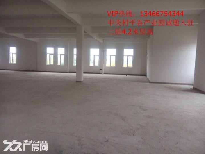 [顺义马坡]800−6000平米多层框架厂房出租-图(2)