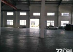 吴江厂房仓库1000至12000平米出租,层高5米