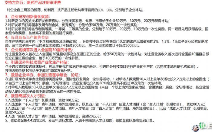 成都温江三医产业园厂房出租出售,政策好!-图(6)