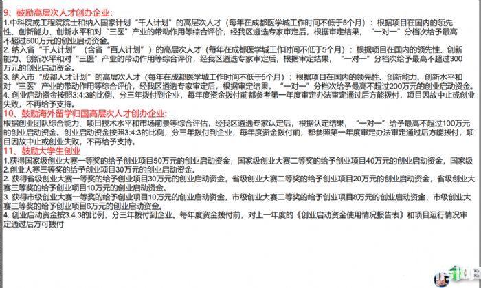 成都温江三医产业园厂房出租出售,政策好!-图(7)