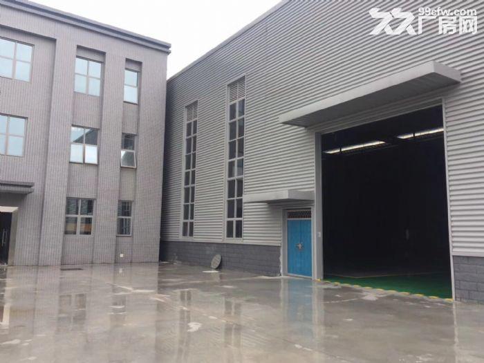 非中介)天府新区生产型厂房2380㎡1124㎡1899㎡独门独院生产厂房-图(3)