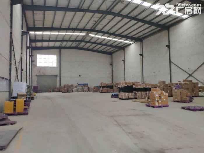 武汉阳逻经济开发区2000平米独栋钢构厂房出售-图(1)