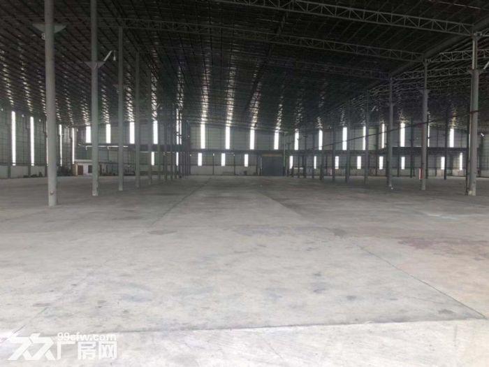 南沙独院11500方简易天车厂房可办环评-图(2)