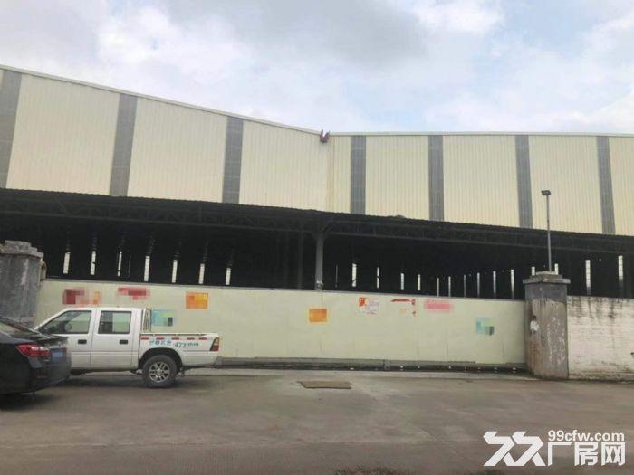 南沙独院11500方简易天车厂房可办环评-图(3)