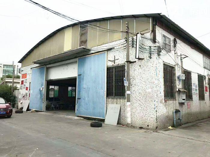 石基1625方简易厂房,还价即租,可办环评-图(1)