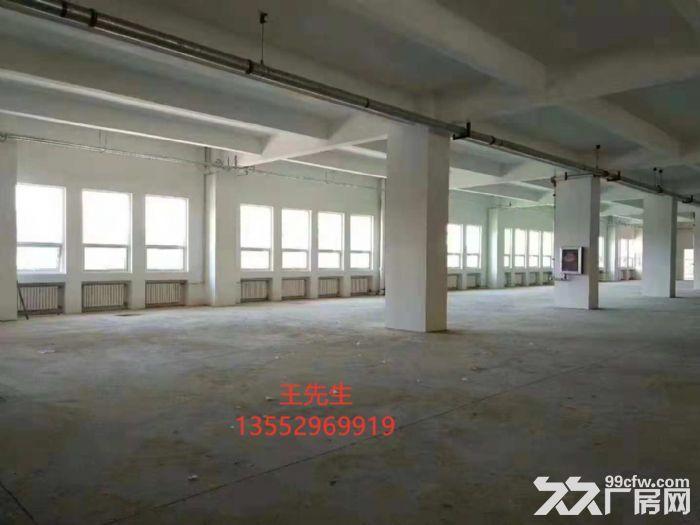 通州园区内厂房库房,保证稳定不拆迁。可分租-图(1)