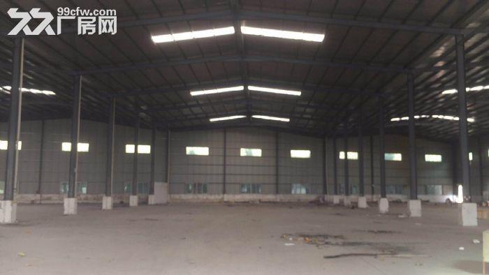 塘厦林村钢构厂房出租3800平珍珠棉家私展柜-图(2)