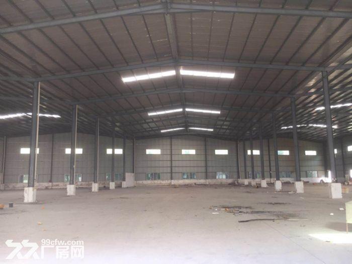 塘厦林村钢构厂房出租3800平珍珠棉家私展柜-图(3)