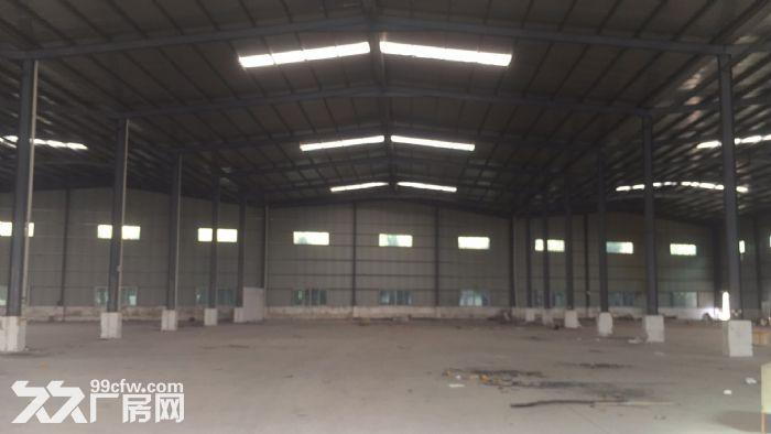 塘厦林村钢构厂房出租3800平珍珠棉家私展柜-图(5)