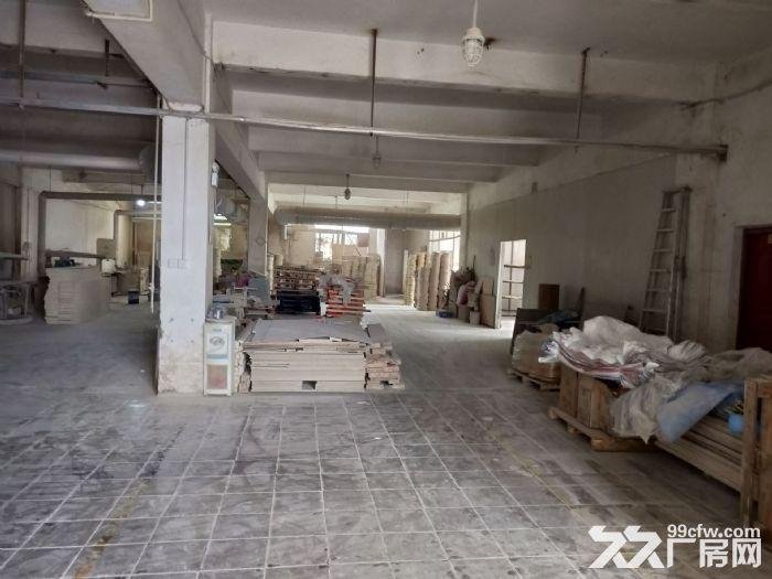 凤岗竹塘新空出标准厂房一楼700平方,适合五金模具-图(1)