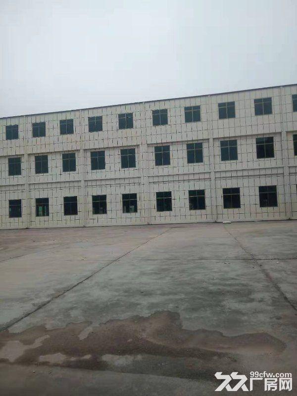 清溪三中独院厂房大小分租近高速空地超大形象好-图(4)
