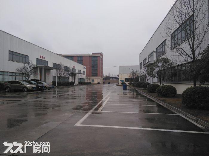 (出租)康桥物流厂房独立大门层高11米场地大无立柱可办环评!1100平可分租-图(1)