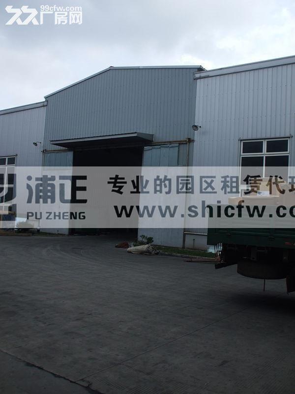 三灶工业区2000平方单层5吨行车标准厂房出租!适合组装仓储物流等-图(1)
