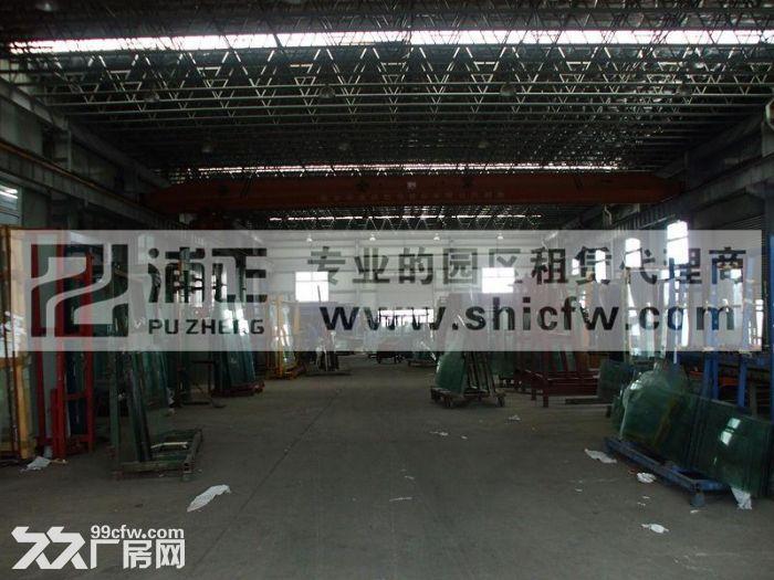 三灶工业区2000平方单层5吨行车标准厂房出租!适合组装仓储物流等-图(2)