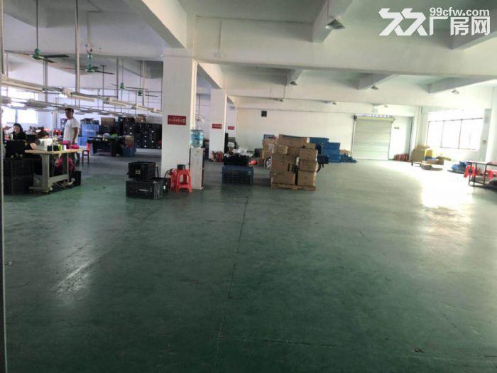 长安厦边沿江高速附近新出楼上带装修厂房750平方招租-图(2)