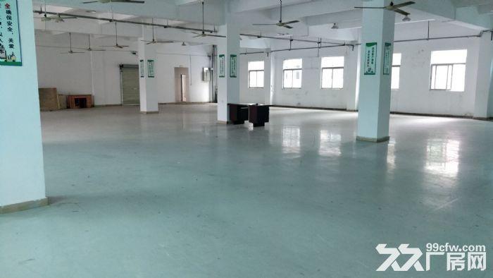 凤岗黄洞楼上带装修厂房出租1000平方,水电现成的-图(4)