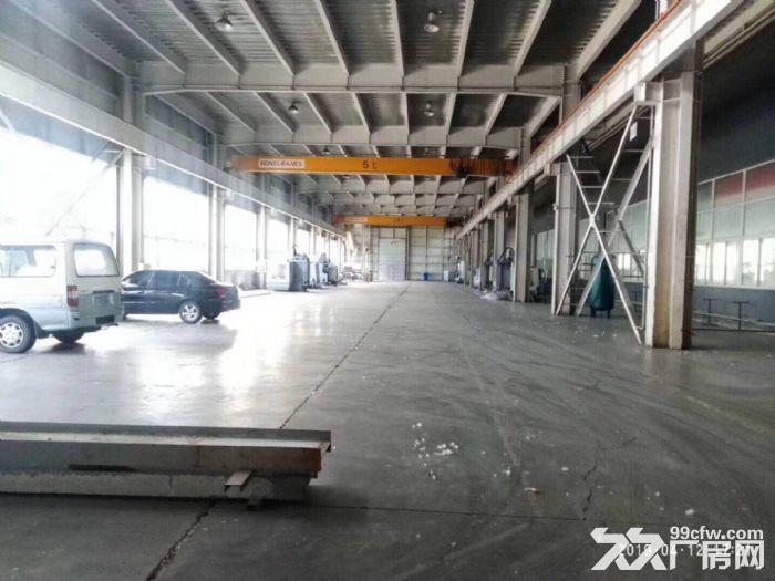 可做4S店独门独院厂房1万平2元一平有汽车店手续-图(4)