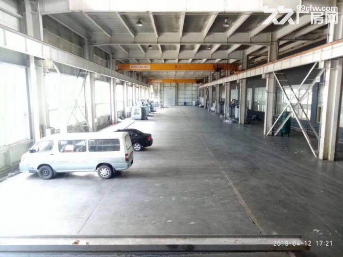 可做4S店独门独院厂房1万平2元一平有汽车店手续-图(7)