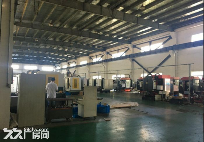 辛庄独栋单层2600㎡机械厂房,层高10米,有行车-图(3)