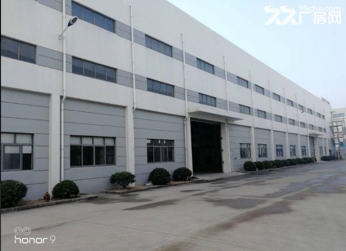 辛庄独栋单层2600㎡机械厂房,层高10米,有行车-图(5)