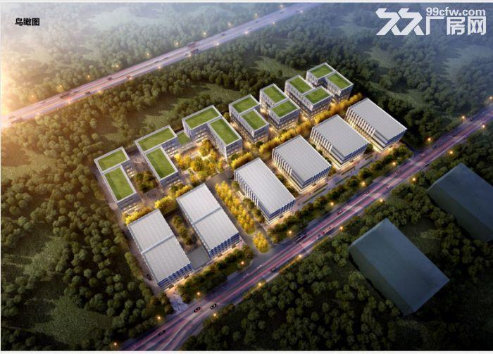 联东U谷600到3600m²厂房出售,50年产权可按揭可环评,稀缺独栋-图(1)