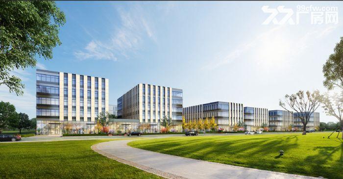 联东U谷600到3600m²厂房出售,50年产权可按揭可环评,稀缺独栋-图(2)