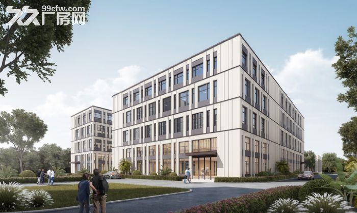 联东U谷600到3600m²厂房出售,50年产权可按揭可环评,稀缺独栋-图(4)