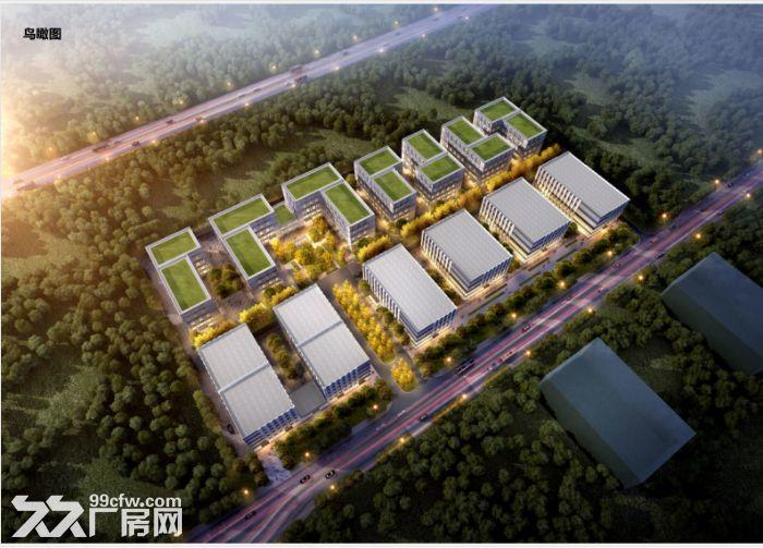 联东U谷−600到3600m²厂房出售,50年产权!可按揭!可环评!非中介!-图(1)