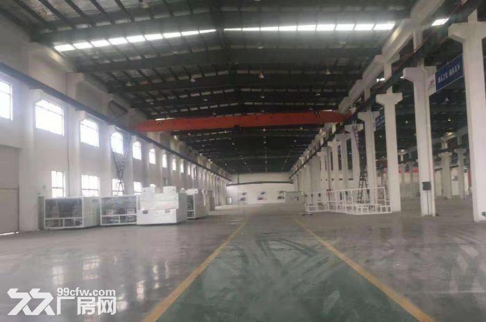 阳澄湖一手房东新出独栋单层厂房3300㎡层高15米多部行车-图(2)