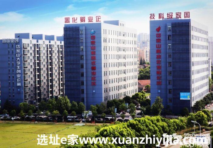 直租\岱家山科创小微企业园3百1万平全框架结构厂房-图(1)