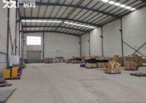 武汉阳逻经济开发区2000平米独栋钢构厂房出售