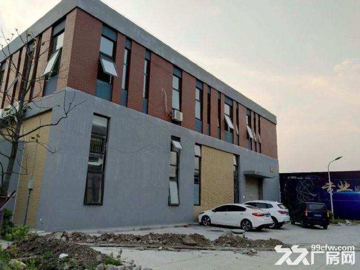 金华开发区金西工业园标准厂房招商多种面积可选-图(2)