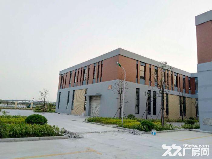 金华开发区金西工业园标准厂房招商多种面积可选-图(3)