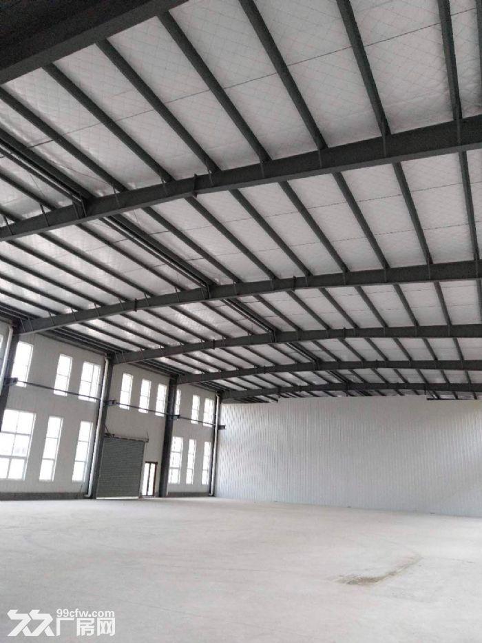 金华开发区金西工业园标准厂房招商多种面积可选-图(4)
