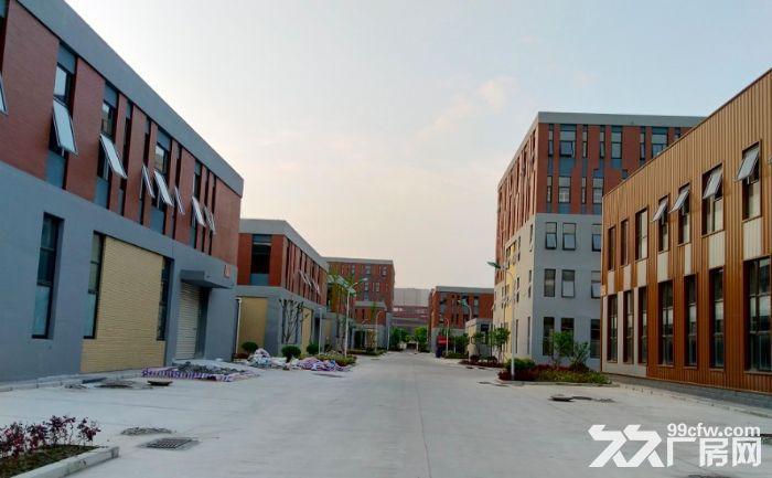 金华开发区金西工业园标准厂房招商多种面积可选-图(6)