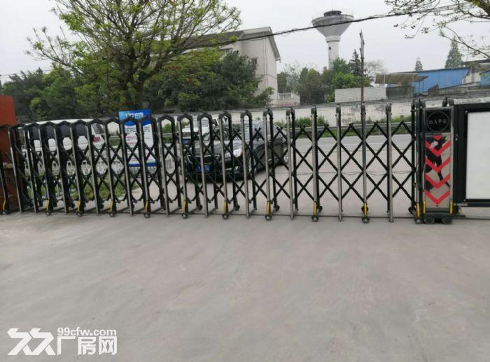 温江光华大道三段当道库房租赁,1500~4000平,独门独院-图(1)