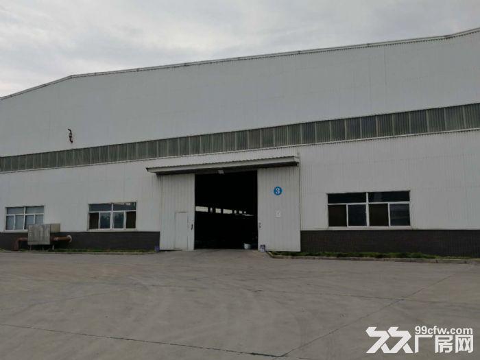 东西湖吴家山大面积钢构厂房出租-图(2)