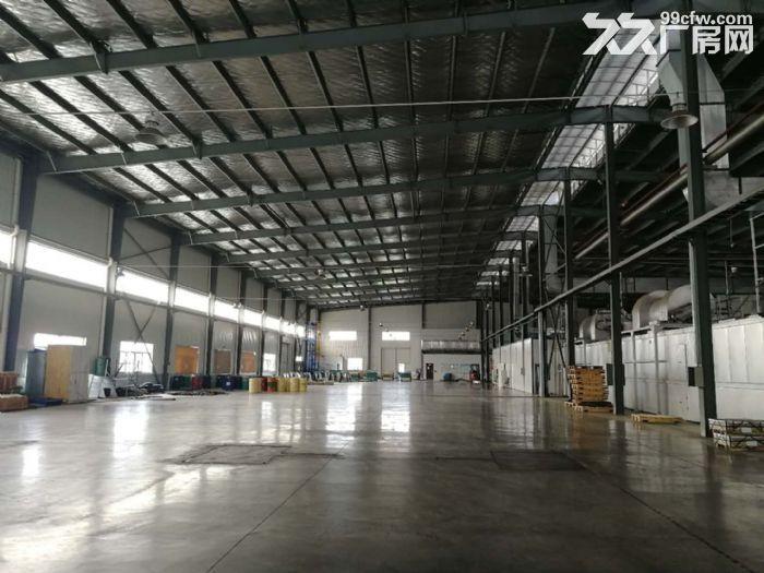 东西湖吴家山大面积钢构厂房出租-图(5)