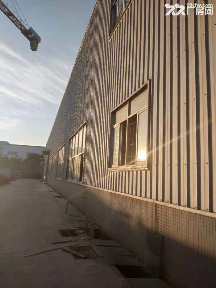 长泰独门独院43000平方标准厂房出租-图(1)