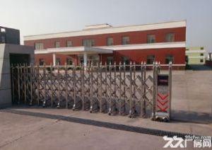 新建独门戶2层工业厂房租售