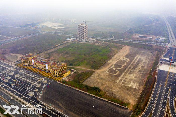 重庆市江津区52000平米露天硬化场地出租-图(1)