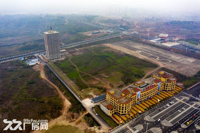 重庆市江津区52000平米露天硬化场地出租-图(2)
