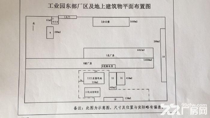 具备环评证可安装行车标准厂房-图(1)