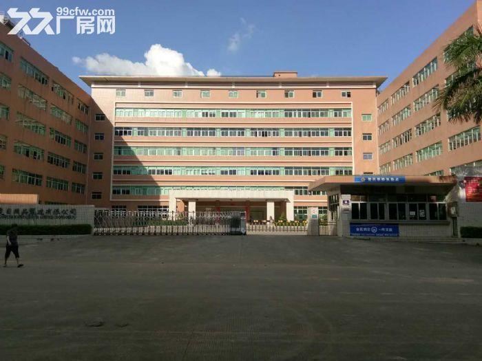 深圳南山大型标准厂房出租-图(1)