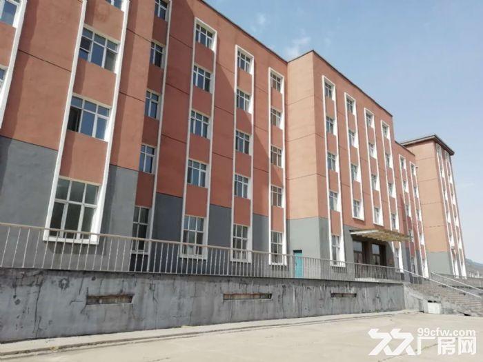 哈尔滨工业区80亩土地独院厂房出售权证齐全-图(2)