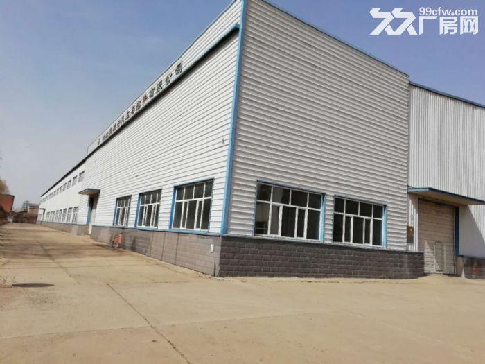 哈尔滨工业区80亩土地独院厂房出售权证齐全-图(4)