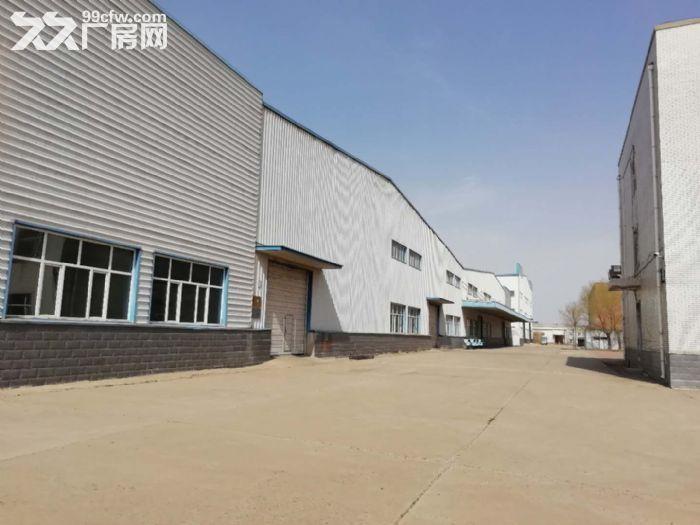 哈尔滨工业区80亩土地独院厂房出售权证齐全-图(6)