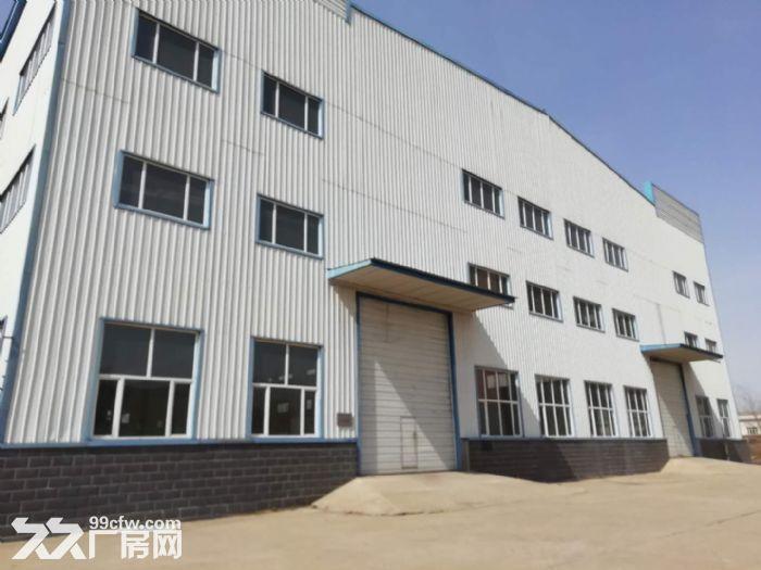 哈尔滨工业区80亩土地独院厂房出售权证齐全-图(7)