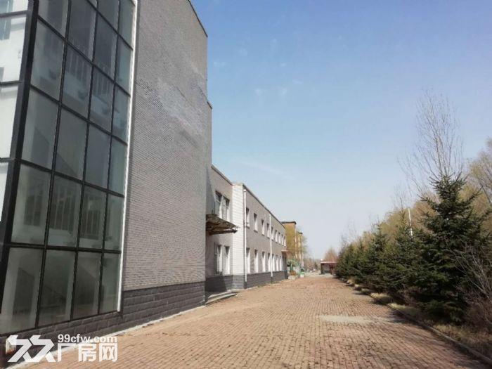 哈尔滨工业区80亩土地独院厂房出售权证齐全-图(8)